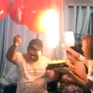 Aniversário Explosivo