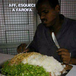Esqueceu a Farofa