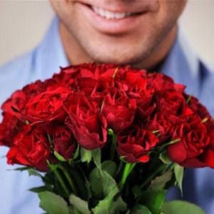 Flor pra mulher mais linda do mundo!