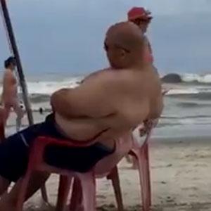 Cadeira aprovada pelo Inmetro
