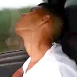 Nunca durma no carro com um Troll no volante!