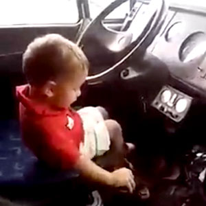 Filho de caminhoneiro