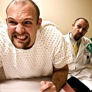 Primeira vez que fui no Urologista!