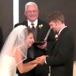 Eu, quando for casar!