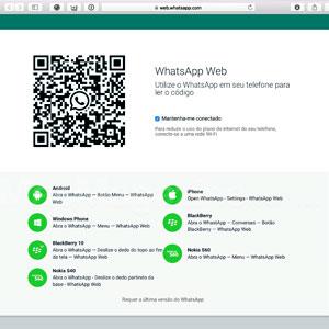 Como funciona o Whatsapp Web