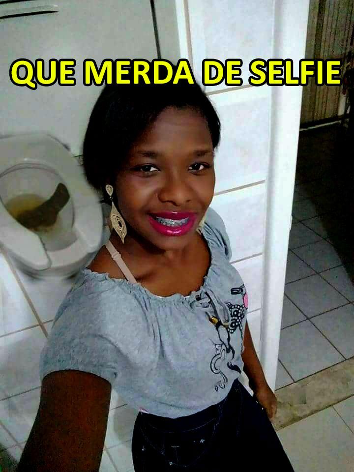 Que merda de Selfie