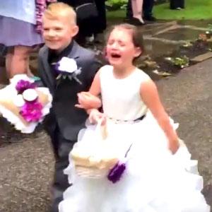 Momentos Engraçados em Casamentos