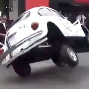 Carro de funkeiro