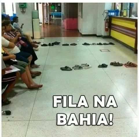 Fila na Bahia