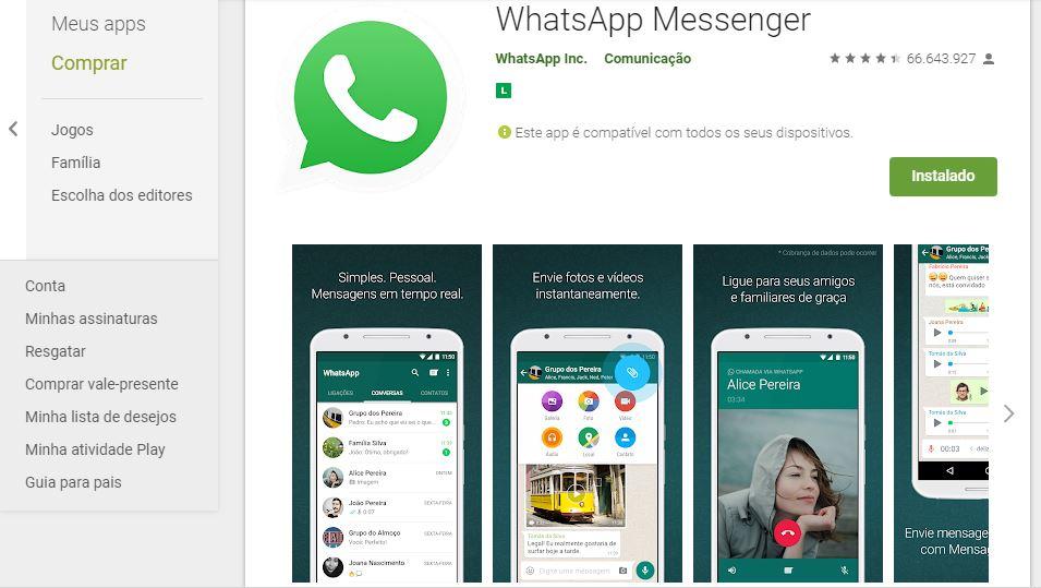 Baixar WhatsApp Atualizado