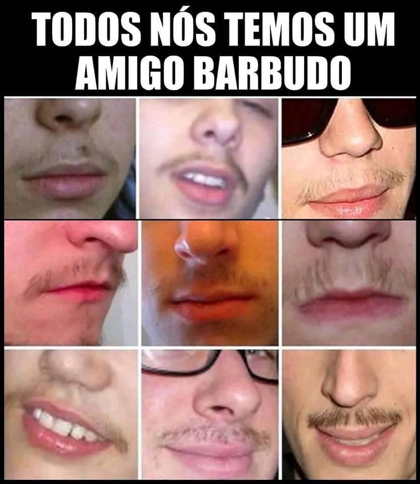 Amigo barbudo