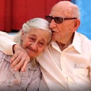 Não existe idade para amar