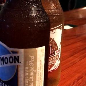 Eclipse Solar com Cervejas