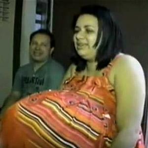 Lendária grávida de Taubaté