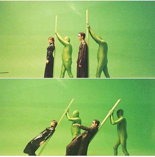 Matrix nos enganou o tempo todo