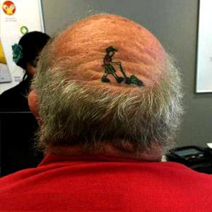 Tatuagem que faz sentido