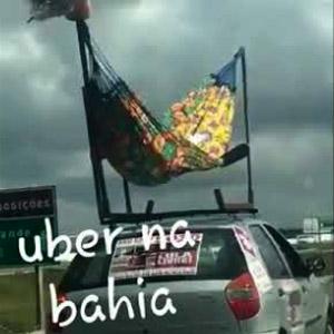 Uber na Bahia