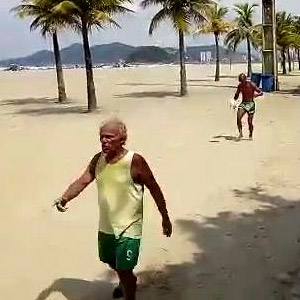 Velha guarda no futebol