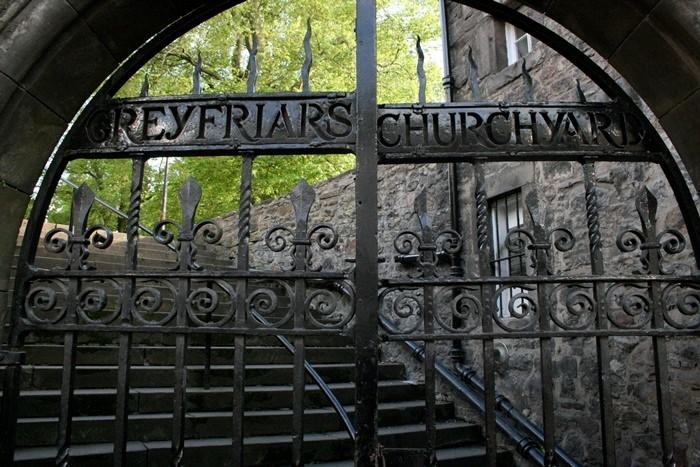Cemitério Greyfriars Kirkyard