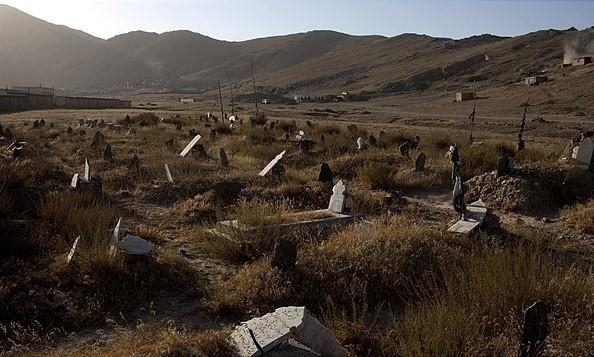 Cemitério de La Noria - Chile