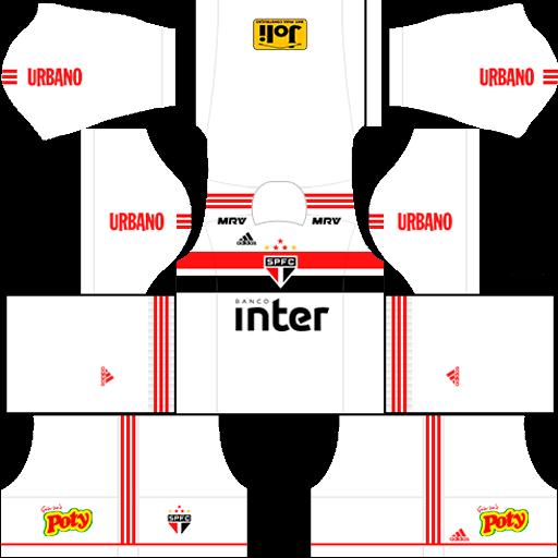 Uniforme 1 São Paulo