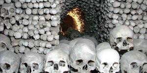 Os 10 cemitérios mais assustadores do mundo