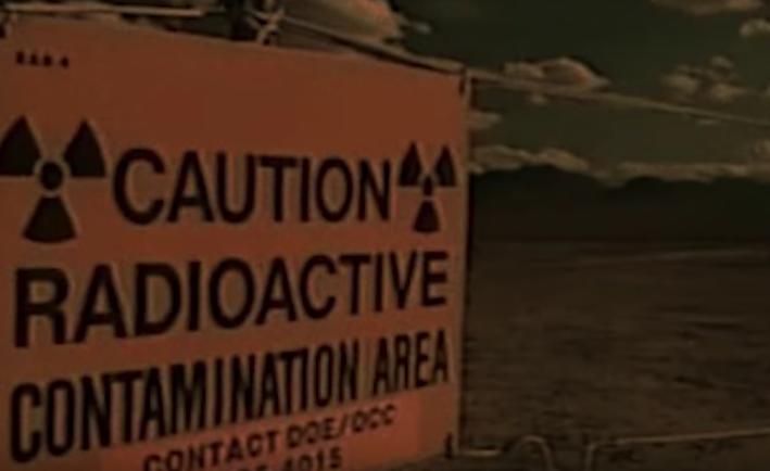 Área contaminada