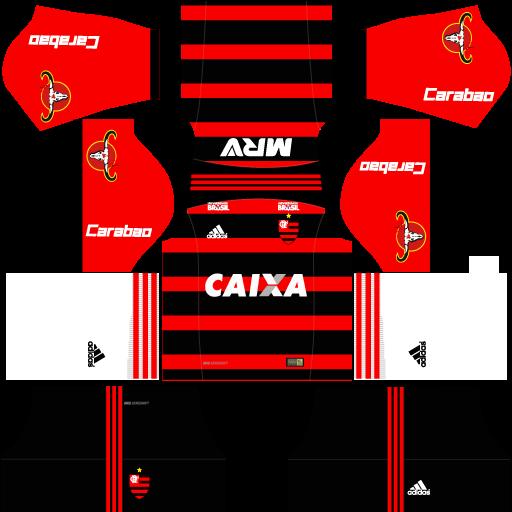 Uniforme 1 Flamengo