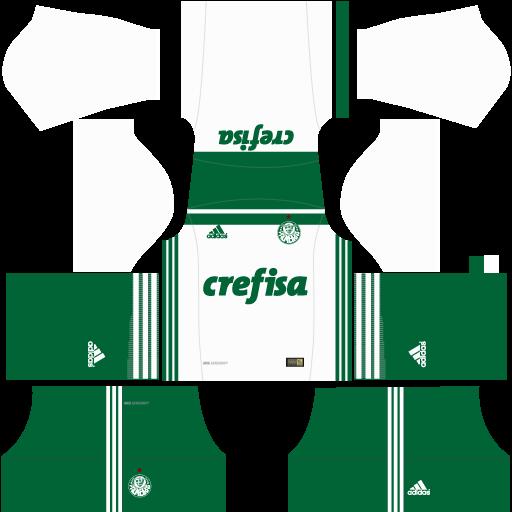 Uniforme 2 Palmeiras