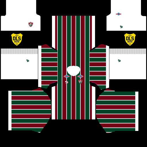 Uniforme 1 Fluminense