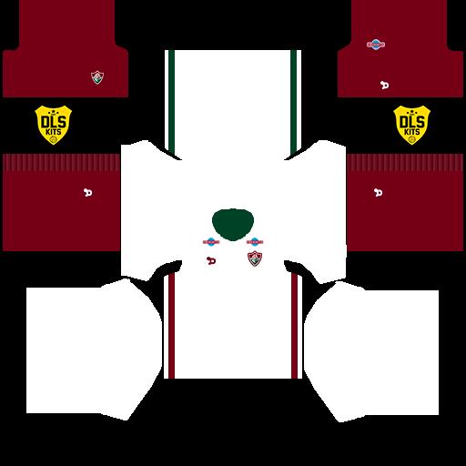 Uniforme 2 Fluminense