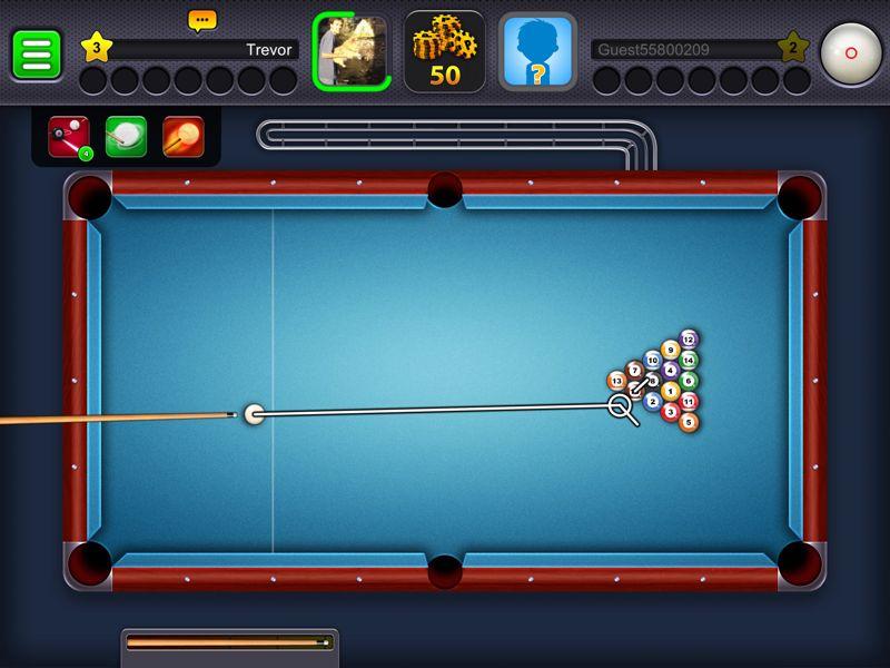 8 Ball Pool Mira Infinita