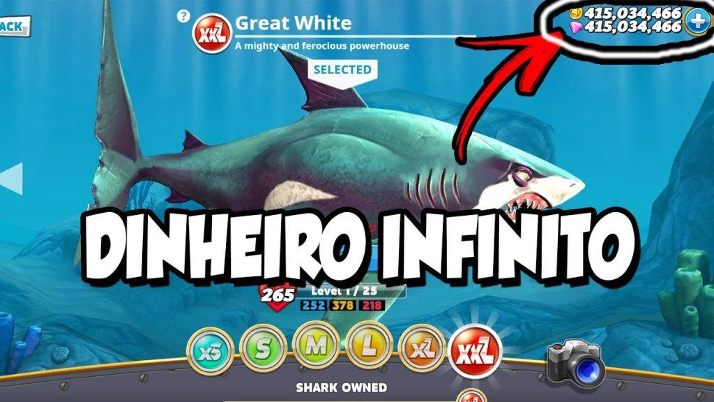 Hungry Shark hack