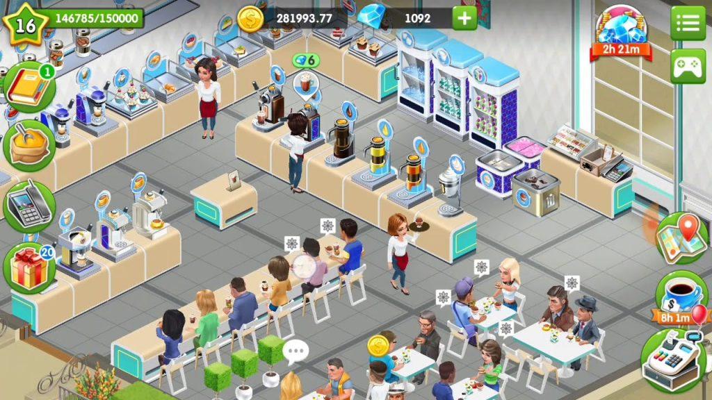My Cafe Infinito