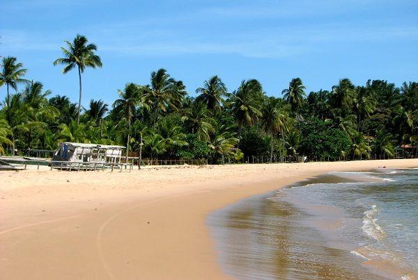Praia Ponta do Mutá