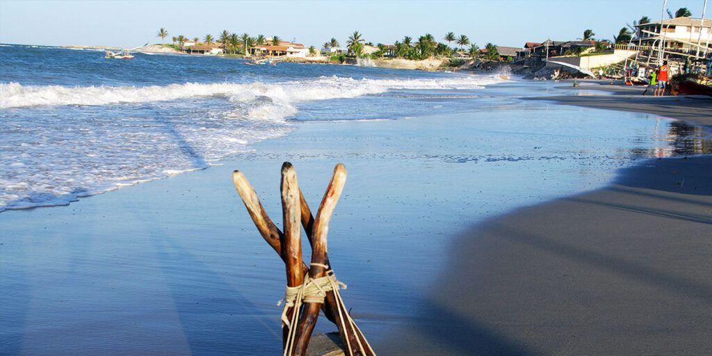 Praia Pontal de Maceió