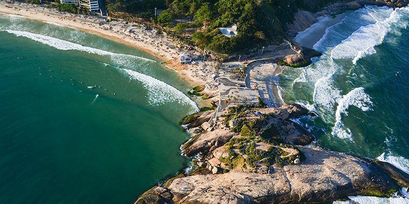 Praia do Arpoador